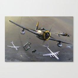 Thunderbolt Canvas Print