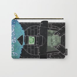 IGNORE THE TOXINS Carry-All Pouch