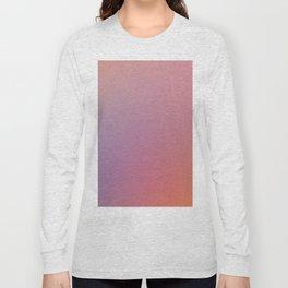 Ombre\\Sherbert Long Sleeve T-shirt