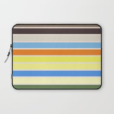 The colors of - to to ro Laptop Sleeve