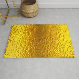 Ice Gold Beer. Rug