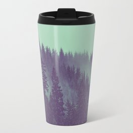 Adventure Awaits Forest Travel Mug