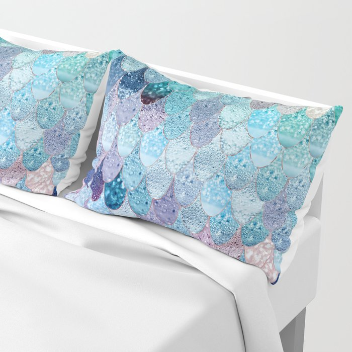 SUMMER MERMAID II Pillow Sham