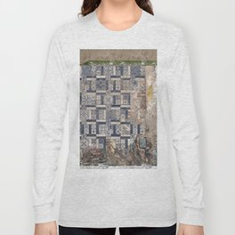 Old Greece House Long Sleeve T-shirt