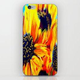 Girasol Nine iPhone Skin