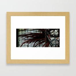 In The Name Of Tragedy Framed Art Print