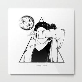 Own It Metal Print
