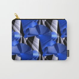 3D abstraction -03a- Carry-All Pouch