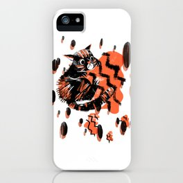 Hold on tight! iPhone Case