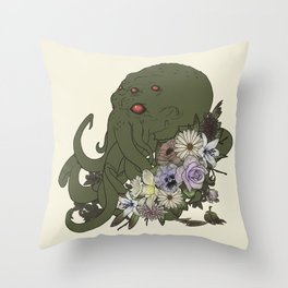 Edlritch II Throw Pillow