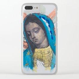 Mi Morenita Clear iPhone Case