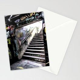 London Graffiti Art Stationery Cards
