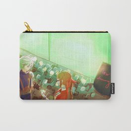 a flower in midgar Carry-All Pouch