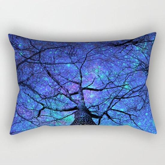 falling stars Rectangular Pillow