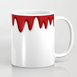 Blood Mug Coffee Mug