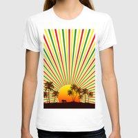 reggae T-shirts featuring Sunshine Reggae by A-Devine
