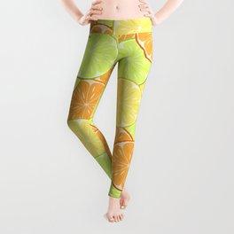 Citrus. Leggings