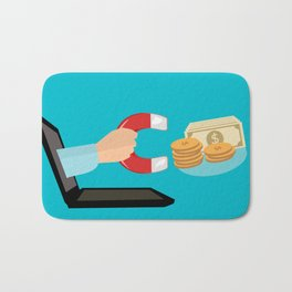 E-Commerce Bath Mat