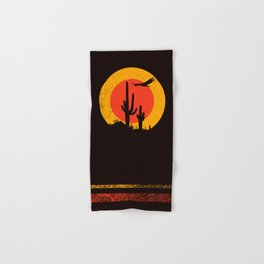 Death Valley (vulture song) Hand & Bath Towel