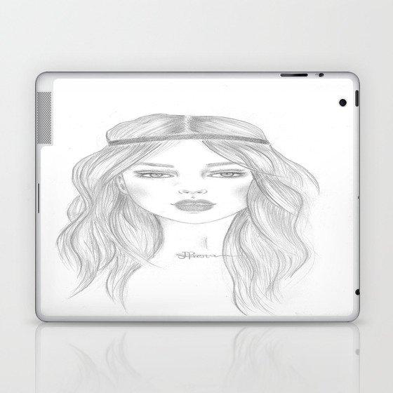 Freya Laptop & iPad Skin