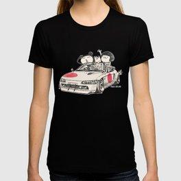Crazy Car Art 0179 T-shirt