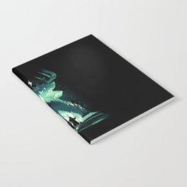 Magic friends Notebook
