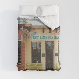 The Original Key Lime Pie Bakery Comforters