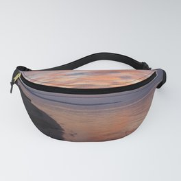 Serenity sunset Fanny Pack