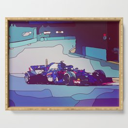 Formula 1 Formule 1 Formel 1 Serving Tray
