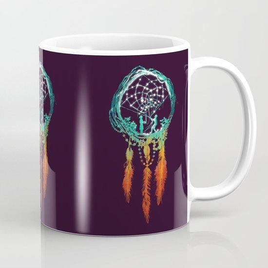 Dream Catcher (the rustic magic) Coffee Mug