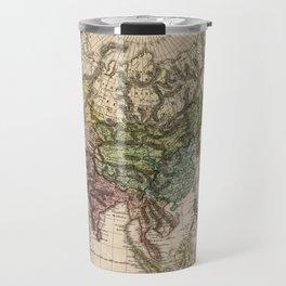 Charte van Asien (Map of Asia) 1805 Travel Mug