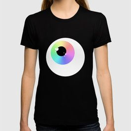 Lovely Sparkly Rainbow Eyeballs T-shirt