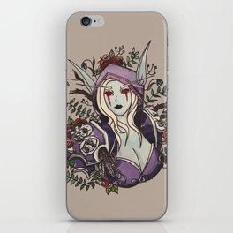 Queen of the Banshee iPhone Skin