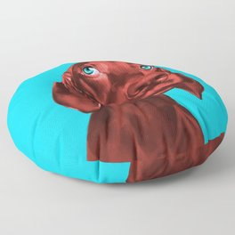 The Dogs: Guy 2 Floor Pillow