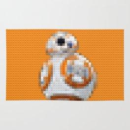 BB8 - Legobricks Rug