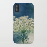 lace iPhone & iPod Cases featuring Lace by Sandra Arduini
