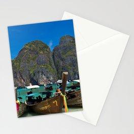 Maya Bay, Koh Phi Phi Leh Stationery Cards