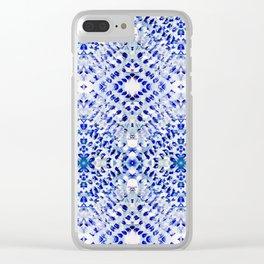 SHI Clear iPhone Case