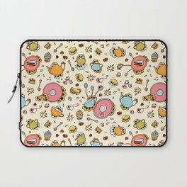 Tea pattern Laptop Sleeve