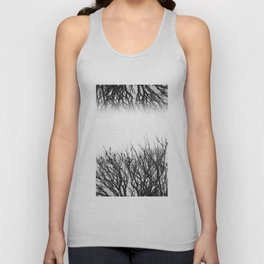 Scorched Branches Unisex Tank Top