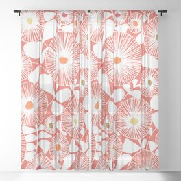 Field project Sheer Curtain