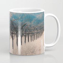 Winter Vineyard II - Nature's Orchestra Coffee Mug