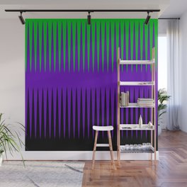 Witchy Wave Design Wall Mural