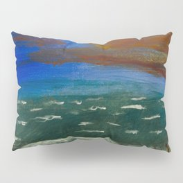 Rocky Beach Pillow Sham