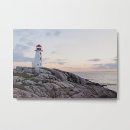 Peggy's Cove, NS Metal Print