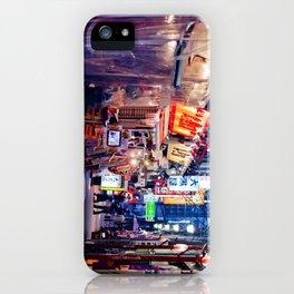 Shinjuku alley iPhone Case