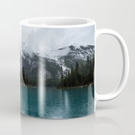 Smokey Mountains Landscape Photography Alberta Coffee Mug