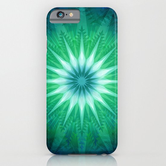 Snowflakes iPhone & iPod Case