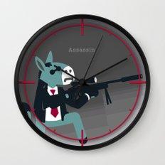 A&A - Assassin. Wall Clock