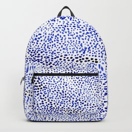 blue drops Backpack